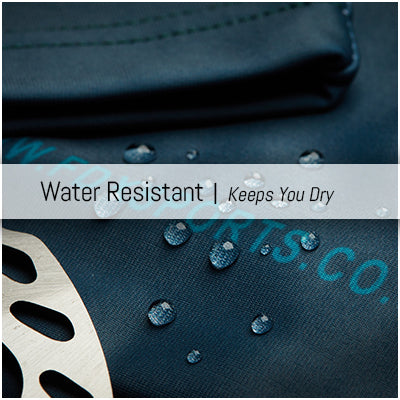 Fdx Water resistant cycling gear