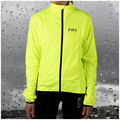 Fdx Women Waterproof cycling jackets
