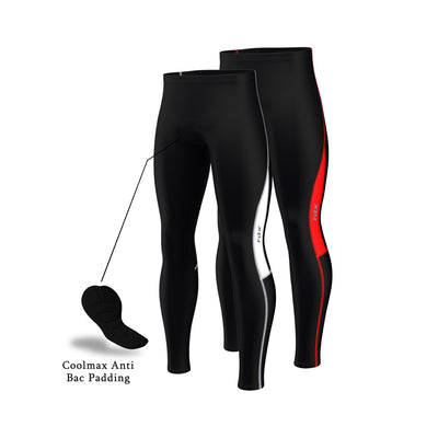 FDX B0 Men Cycling Thermal Padded Tights