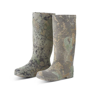 Clay Distressed Garden Boot