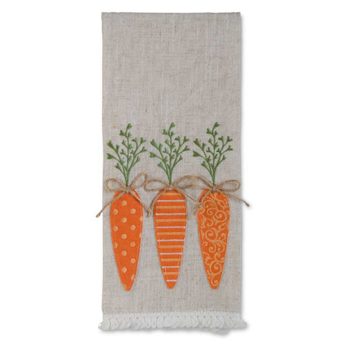 Linen Easter Towel