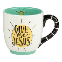 In The Morning Give Me Jesus Mug