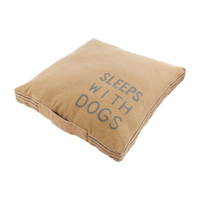 Large Gusset Dog Bed