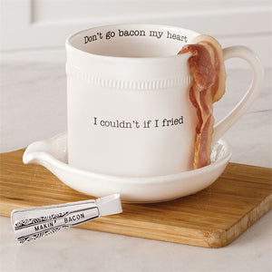 Bacon Cooker Set