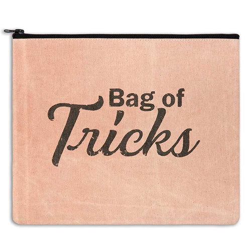 Bag of Tricks Travel Pouch