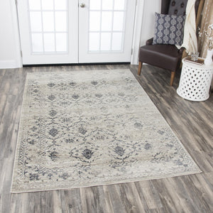 Natural Distressed Rug