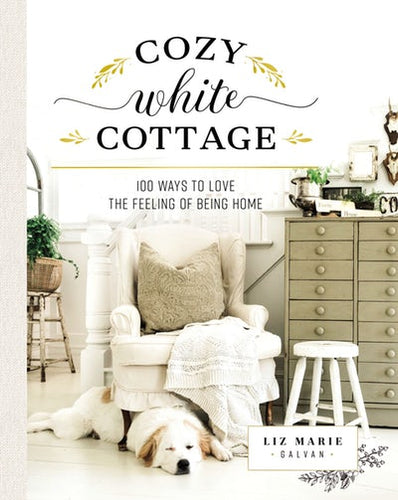Cozy White Cottage