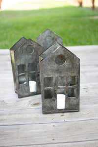 Metal House Luminary