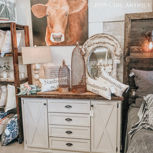 """Cotton Pickin'"" Dresser"