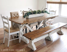 """Down on the Farm"" Table (Extra Wide Width)"