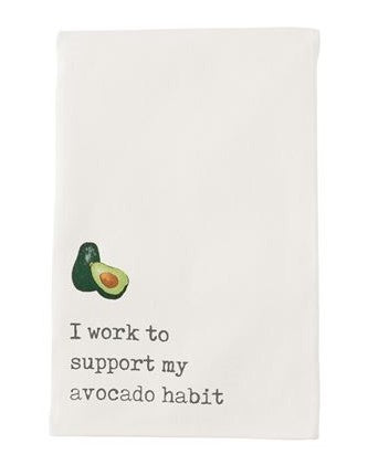 Avocado Towel