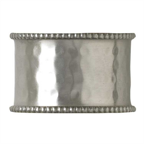 Hammered Cuff Napkin Ring