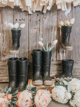 Rainboot Planter