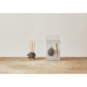 Hedgehog Toothpick Holder