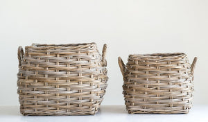 Natural Rattan Baskets