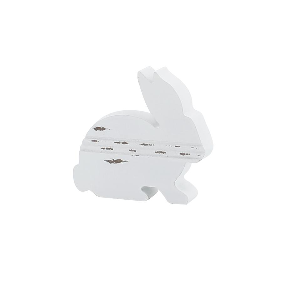 Chippy Bunny Cutout Sitter
