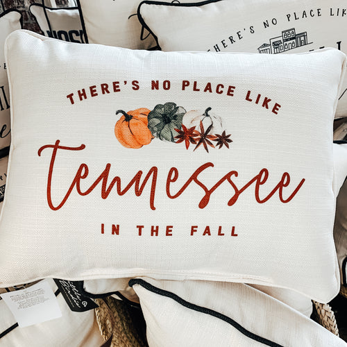 Tennessee in the Fall Pillow