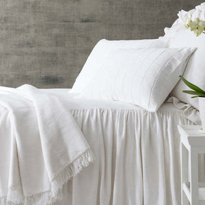 Grace White Bedding