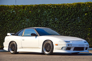 1992 NISSAN 180SX FOR SALE IN CYPRESS, CALIFORNIA