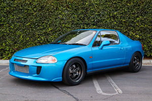 1994 HONDA CR-X DEL SOL TRANSTOP FOR SALE IN CYPRESS, CALIFORNIA