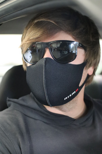 Nismo Face Mask - Black