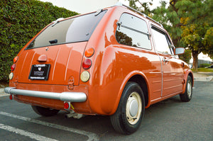 1989 NISSAN PAO FOR SALE IN CYPRESS,CALIFORNIA