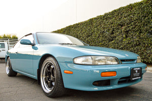 1995 NISSAN S14 SILVIA FOR SALE IN CYPRESS CALIFORNIA