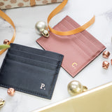 Personalised Leather Card holder Gift Set (5170050990214)