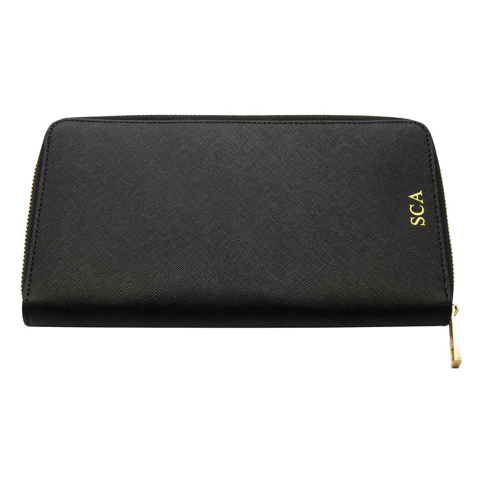 Personalised Zip Travel Wallet (4371641630854)