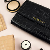 Personalised Croc Leather Travel Wallet (4467680804998)