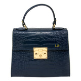 Personalised Croc Top Handle Bag (4198273908870)