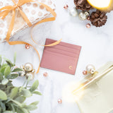 Leather Card Sleeve - 9 Colours (4370650529926)