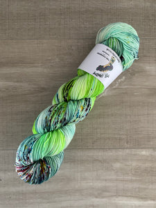 The foundry works exclusive - Sting by Dye candy - hardcore DK!