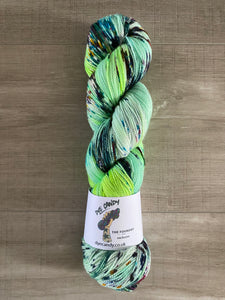 The foundry works exclusive - Sting by Dye candy - Super sock!