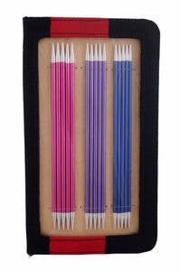 KnitPro Double Point Knitting Needles - Zing - 15cm