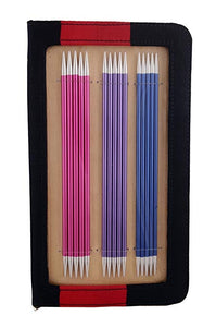 KnitPro Double Point Knitting Needles - Zing - 20cm