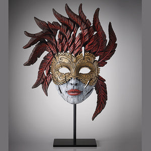 Edge Sculpture Masks