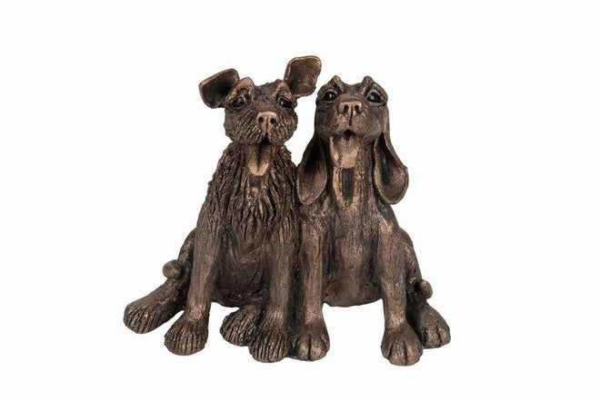 Frith Sculpture Dogs
