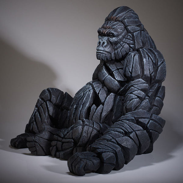 Edge Sculpture Gorilla by Matt Buckley