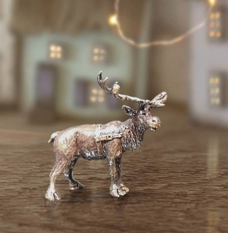 Butler & Peach Christmas Collection - Reindeer