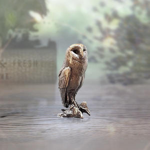 Butler & Peach Miniatures - Barn Owl