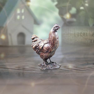 Butler & Peach Miniatures - Chicken