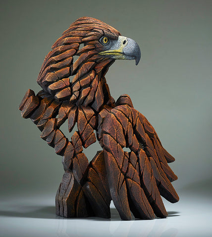 Edge Sculpture Golden Eagle