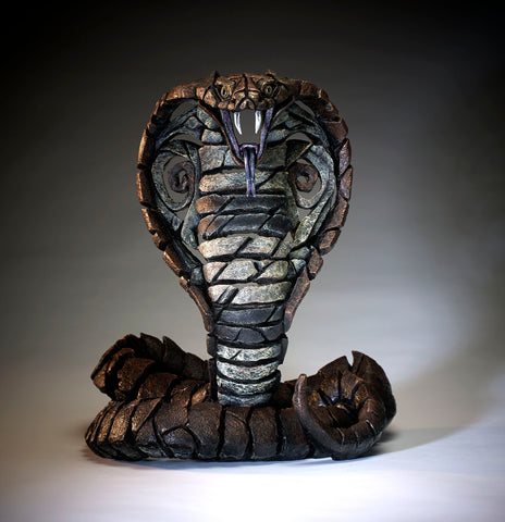 Edge Sculpture Cobra - Copper Brown