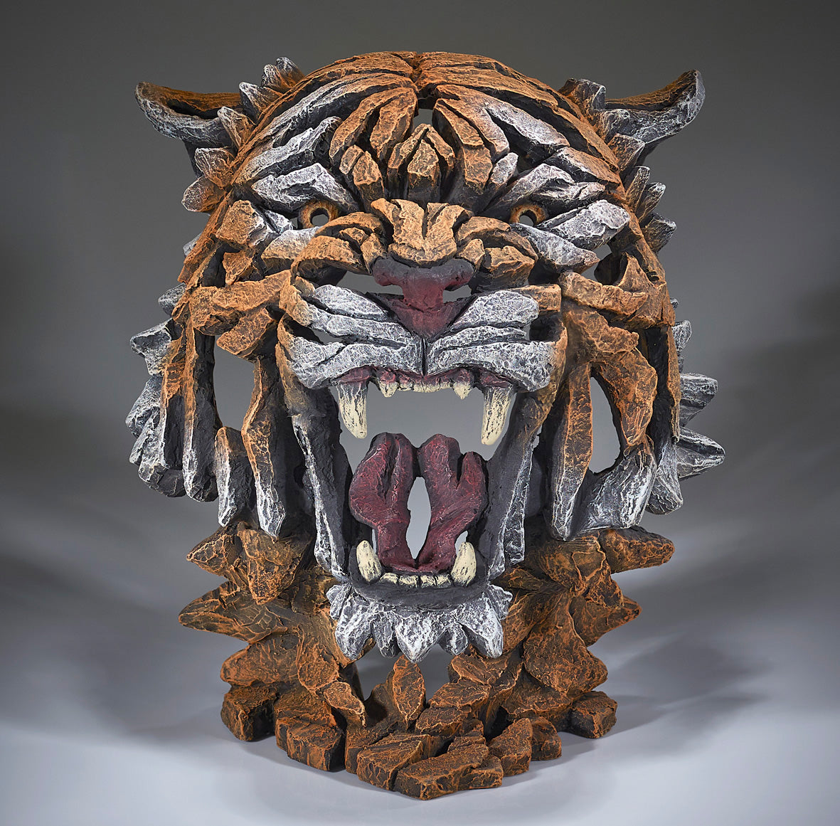 Edge Sculpture Tiger - Bengal by Matt Buckley