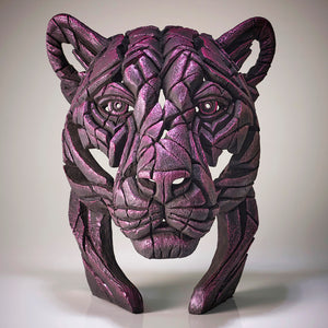 Edge Sculpture Rinky Dink Panther Bust Limited Edition by Matt Buckley