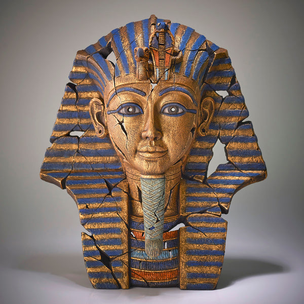 Edge Sculpture Tutankhamun by Matt Buckley
