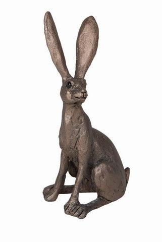 Jaz Sitting Hare by Thomas Meadows