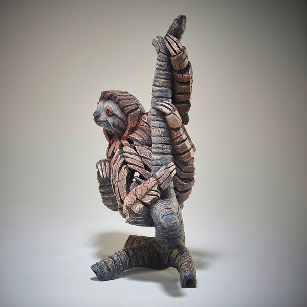 Edge Sculpture Three Toed Sloth by Matt Buckley Temporarily out of stock preorder for July