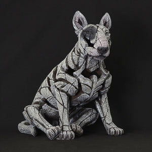 Edge Sculpture Bull Terrier - Bulls Eye by Matt Buckley Pre Order for late May 2021